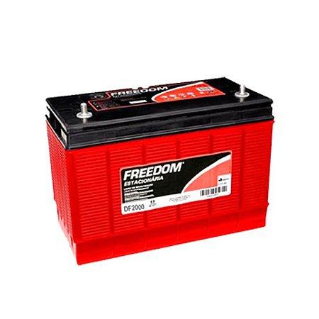 Bateria Estacionaria Freedom Heliar DF2000 - 115Ah