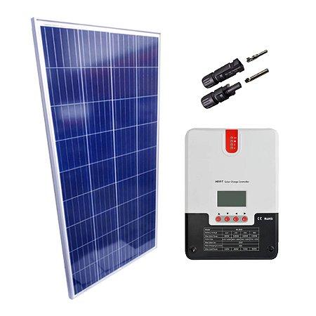 Módulo Fotovoltaico 150w - Mppt40a (Ml2440n10)