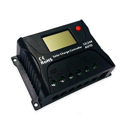 Controlador de Carga 20A - Pwm (LCD) - hp2420-s -Srne