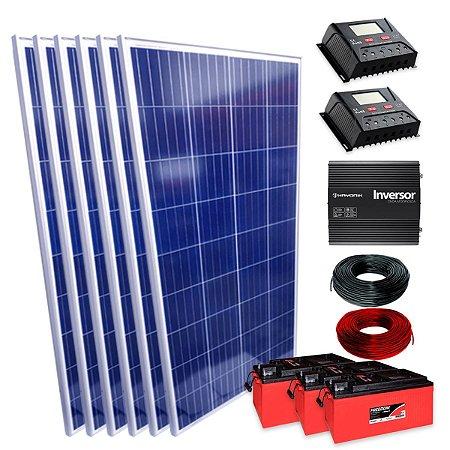 900WP - Para Geladeira, TV e Lâmpadas - 110V