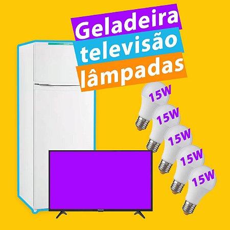 900WP - Para Geladeira, TV e Lâmpadas - 220V