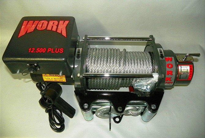Work 12500 Plus C/ CABO SINTÉTICO