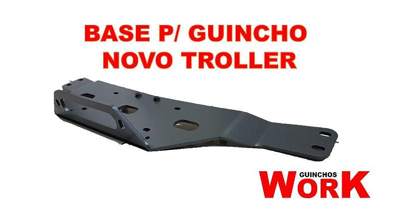 Base p/ Guincho - Novo Troller