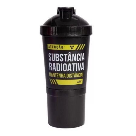 Shakeira Radioativo 600ml