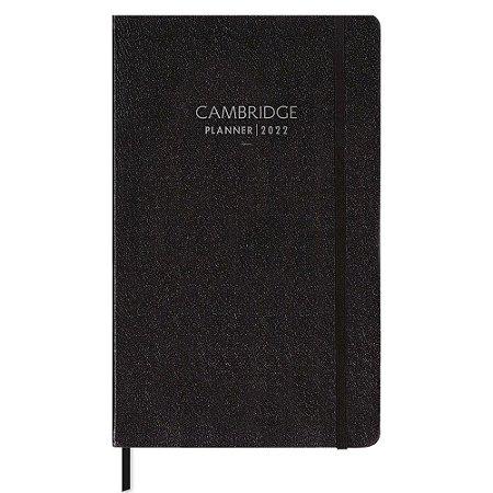 Planner Costurado Cambridge 2022 Tilibra