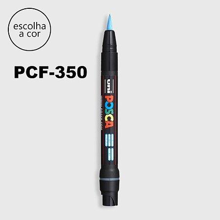 Caneta Posca PCF 350 - Brush - Unidade
