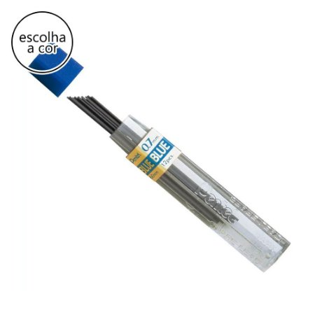 Grafite Colorido Pentel 0.7 - Unidade
