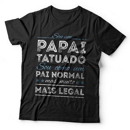 Camiseta Papai Tatuado