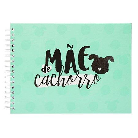 SCRAPBOOK - MAE DE CACHORRO