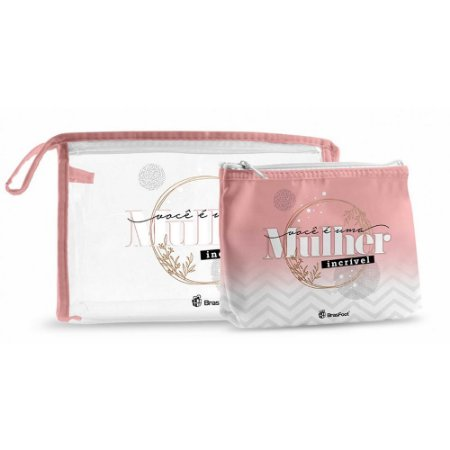 NECESSAIRE - MULHER INCRIVEL