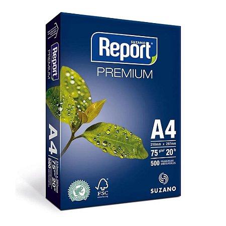 SULFITE A4 REPORT 500 FOLHAS.