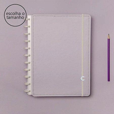 Caderno Inteligente Lilas Pastel