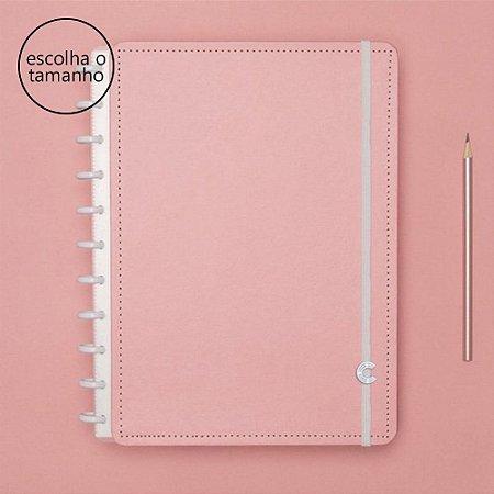 Caderno Inteligente Rose Pastel
