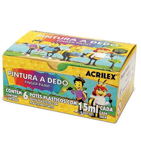 PINTURA A DEDO ACRILEX