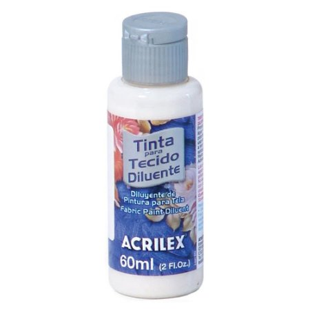 Diluente Para Tinta de Tecido Acrilex 60ml