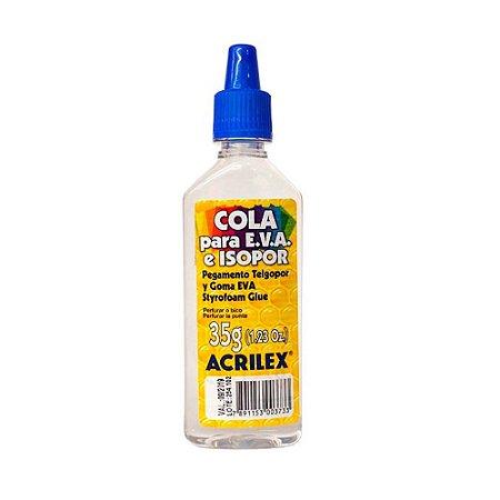 Cola Para EVA e Isopor Acrilex 35g