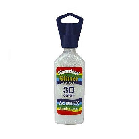 Dimensional Releve 3D Glitter Acrilex 35g