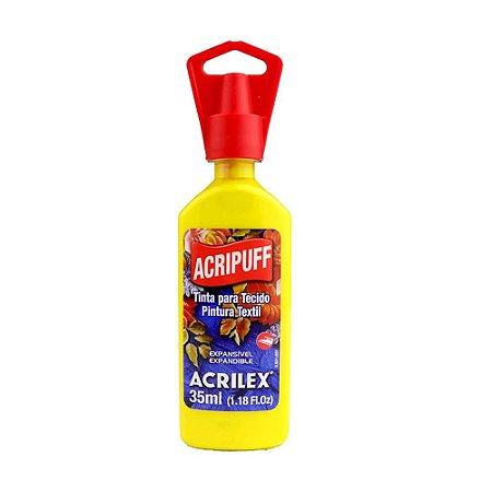 Tinta Acripuff Acrilex