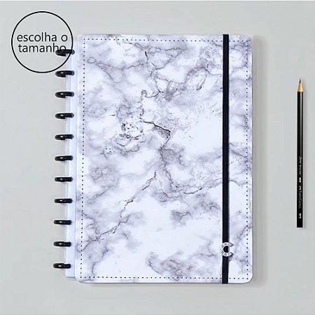 Caderno Inteligente Bianco Marmore