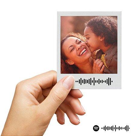 Fotos formato Polaroid - Spotify Code