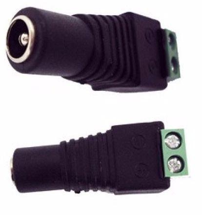 Conector P4 Fêmea com Borne