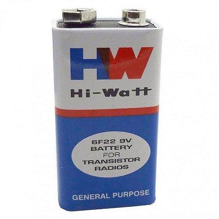 Bateria 9v Security Parts