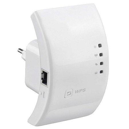 Repetidor de Internet sem Fio Wi-Fi Wireless Universal