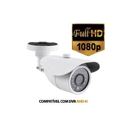 CÂMERA AHD - H ALTA DEFINIÇÃO 2.0 MEGAPIXEL - 1080 P - IR Cut