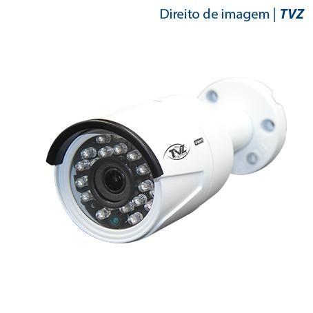 CÂMERA BULLET FULL HD TECVOZ TVZ 4 EM 1 - 2 MEGAPIXEL 4BL2
