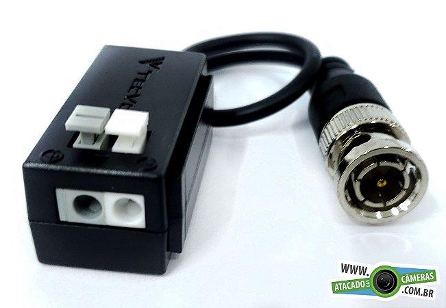 Conversor Balun Flex HD 500 Metros - Tecvoz