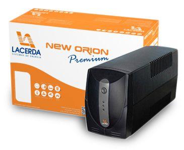 NO-BREAK LACERDA NEW ORION PREMIUM 600VA 110V