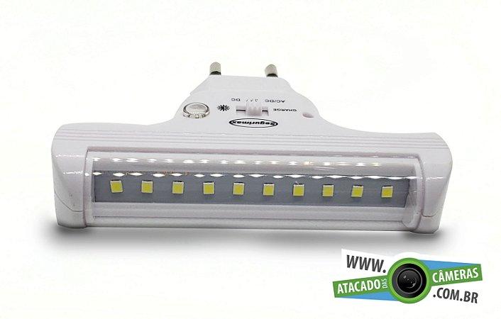Iluminação de Emergência Segurimax Led 60 Lumens