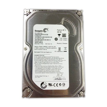 HD Sata Seagate 320GB - Semi Novo