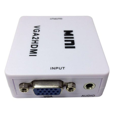 Mini conversor VGA para HDMI
