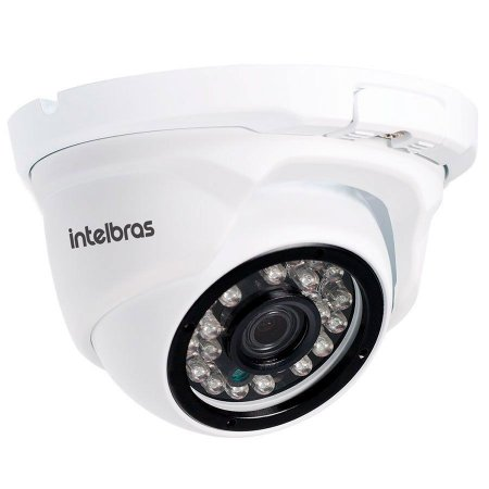 Câmera Intelbras Dome Multi HD 1220D G4 Full HD