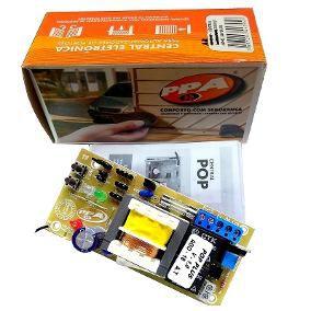 Central Eletrônica PPA Pop Plus Bivolt 60Hz