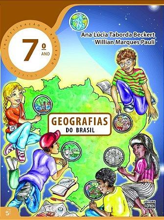 7º ANO - Geografias - Do Brasil