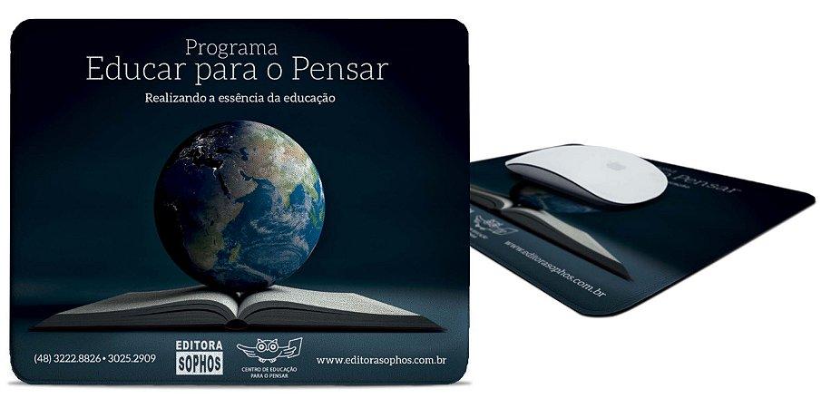 Mousepad Realizando a Essência da Educação