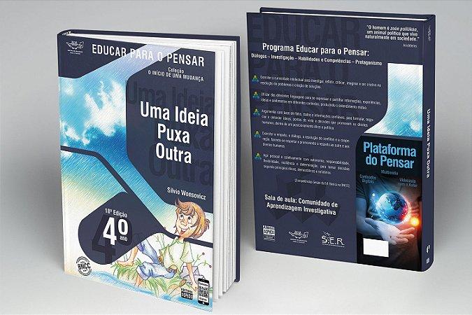 4º ANO - Uma Ideia Puxa a Outra... - 18ª Edição