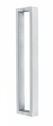 Puxador Alfa-Q Inox 304 - KROMUS