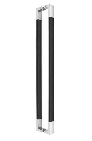 Puxador Tarim Preto - KROMUS