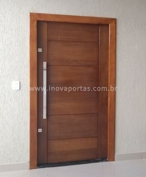 Kit Porta Pivotante Maciça - REF.496