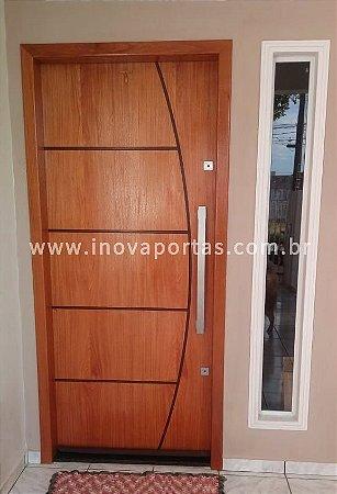 Porta Interna Frisada Ref.06 - SÓLIDA
