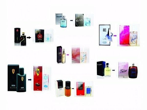 7df96b393c0 Kit Perfume Contratipo Para Revenda - AZENKA CURITIBA