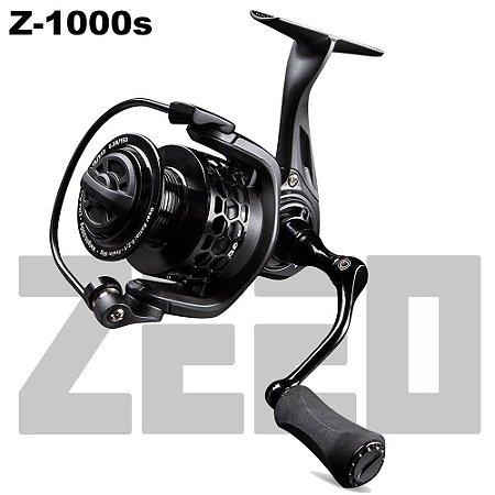Molinete De Pesca Zeeo Z-1000s 6 Rolamentos Drag 6kg Peso 193g