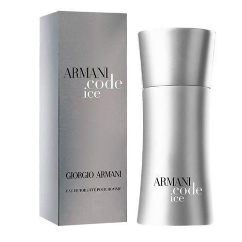 Perfume Armani Code Ice EDT Masculino 50ml Giorgio Armani