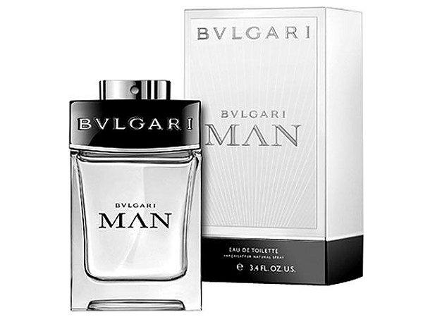 Perfume Bvlgari Man Masculino Eau de Toilette 100ml