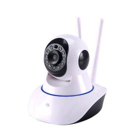 Camera De Seguranca Interna Ip Wireless Micro Sd p2p