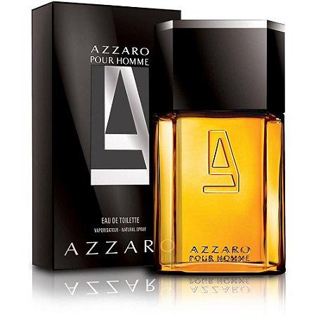 Perfume Azzaro Pour Homme Eau de Toilette - Masculino 50ml