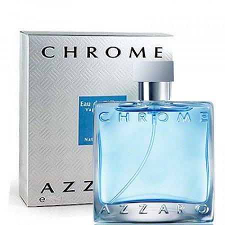 Perfume Chrome Azzaro Eau de Toilette - Masculino 50ml